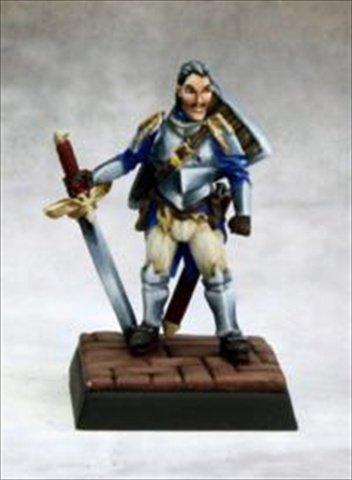 Reaper Miniatures 60119 Pathfinder Series Andoran Steel Falcon Miniature