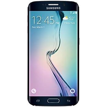 Samsung G928A Unlocked Galaxy S6 Edge+, 32GB, GSM Quad-Core, 4G LTE, 16MP Camera - Black Sapphire