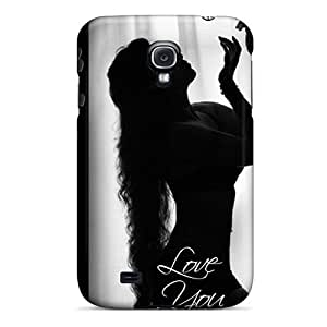 UyUPoIq5463AufeG Maria N Young Awesome Case Cover Compatible With Galaxy S4 - Love You