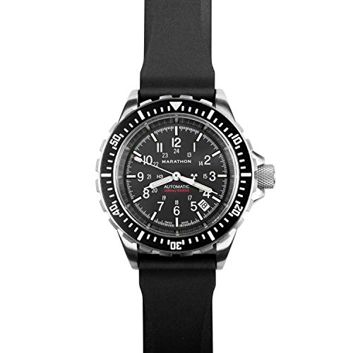 Military Issue Diver's Automatic Watch with Tritium