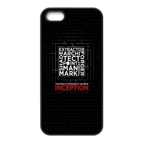 Votre esprit est la scène du crime KS14GE5 coque iPhone 5 5s téléphone cellulaire cas coque B1QT0D5YL