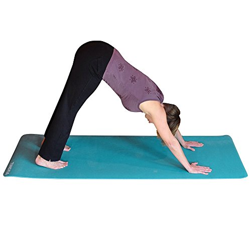 Tundra EZ Yoga Mat, Extra Long And Thick, Carrying Strap