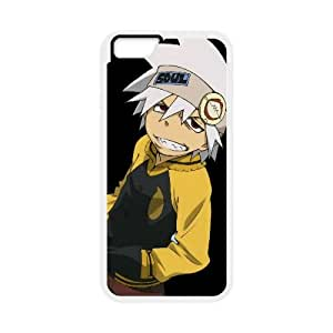 SOUL EATER iPhone 6 4.7 Inch Cell Phone Case White xlb-097671
