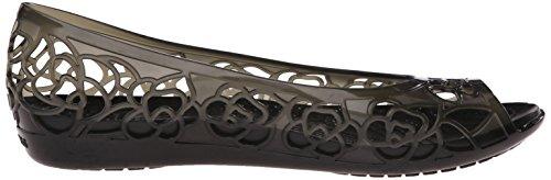Crocs Isabellajlyfltw, Bailarinas Para Mujer Nero (Black)
