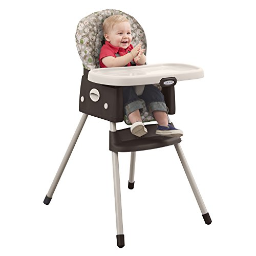 graco simpleswitch portable high chair and booster zuba 11street malaysia chairs. Black Bedroom Furniture Sets. Home Design Ideas