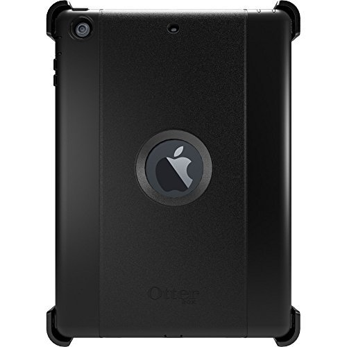 OtterBox DEFENDER SERIES Case & Stand for iPad Air 2 - Black (New, Non-Retail Packaging)