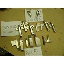 Soft Close Blumotion, Salice Smove,grass Unisoft Hydraulick Adapters for Doors Samples for Rent or Buy