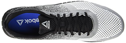 Zapatillas Blue Pewter Bs6977 Running White Vital Reebok Para black De Negro Hombre vf5dPqW1