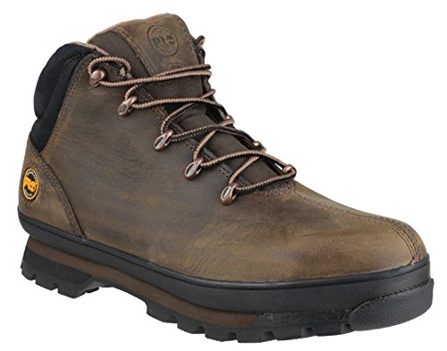 Timberland Lace-Up Textile Lined Safety Footwear - Gaucho - Size 7 8 9 10 11 12 Gaucho