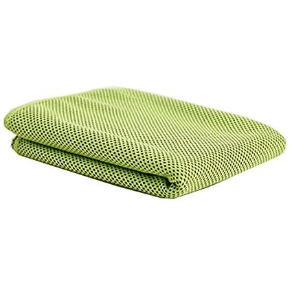 Refrigeración toalla nueva, koozimo Cool Golf toallas para cuello diadema Stay Cool uso para Yoga