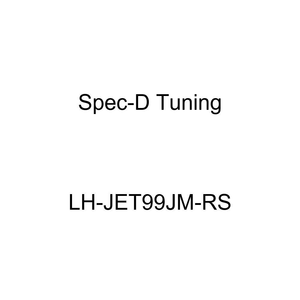 Euro Housing Spec-D Tuning LH-JET99JM-RS Black Headlight