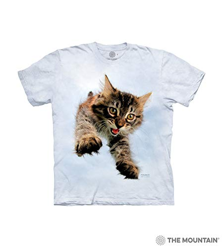 Price comparison product image The Mountain Pounce Doc Child T-Shirt, Blue, Small