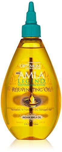 SoftSheen-Carson Optimum Salon Haircare Amla Legend Rejuvenating Oil, 5 fl oz