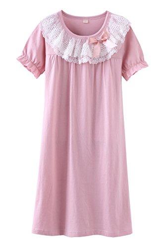 Cotton Short Sleeve Skirt - 3