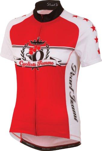 Pearl Izumi Women's Elite LTD Jersey, Red, Medium