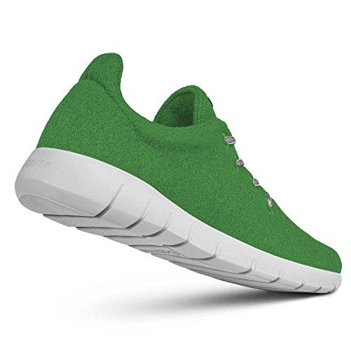 Giesswein Runners Verde Black Men Merino Xarz1X