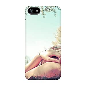 NikRun Case Cover Protector Specially Made For Iphone 5/5s Summer Sleep