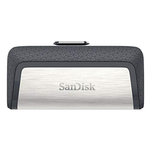 chollos oferta descuentos barato SanDisk Memoria Flash USB 64 GB para tu smartphone Android Ultra Dual DriveType C USB 3 1