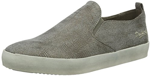 Dockers by Gerli Damen 36ai209-630430 Sneakers Grau (taupe 430)