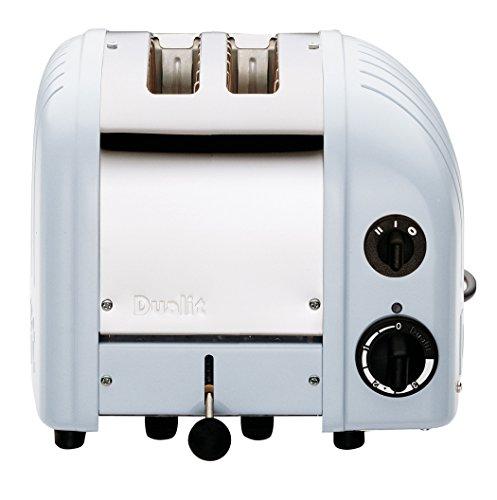 toaster 2 slice blue - 8