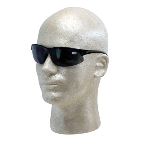 Italian Design Wrap-Style 400UV Bifocal / Reading Sunglasses - Choose 1.50X to - Face Shape To Sunglasses Fit Your