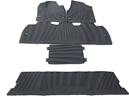 Chrysler 82214515AB All-Weather (Slush Floor Mats