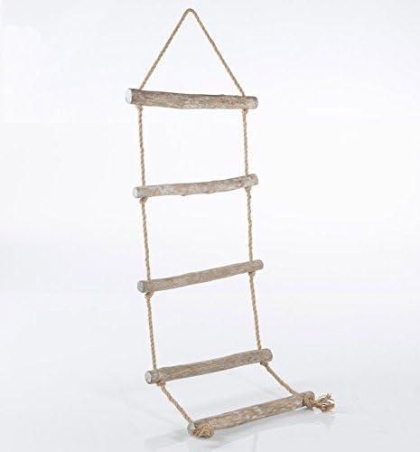 Luigi Dal Pozo Home Escalera Decorativa, Madera, Natural, 45 x 5 x 150 cm: Amazon.es: Hogar