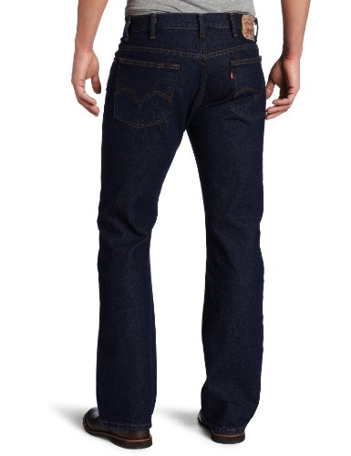 Levi's Men's 517 Boot Cut Jean, Rinse, 30x30