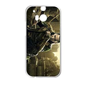 HUAH The Dark World And Tom Hiddleston Cell Phone Case for HTC One M8 by supermalls