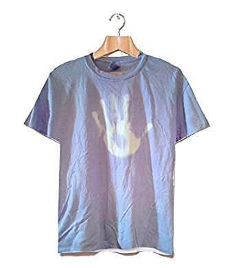 Color Changing Shirts >> Colour Changing T Shirt Thermocratic Hypercolor 3 Colours Xl Blue