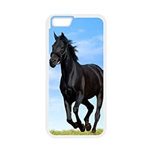 """D-PAFD Cover Shell Phone Case Horse For iPhone 6 Plus (5.5"""")"""