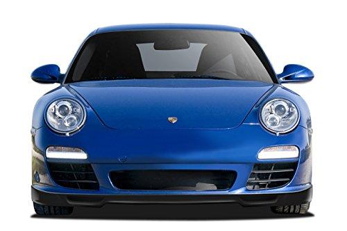 Aero Function Replacement for 2009-2011 Porsche 911 Carrera 997 C2 C2S C4 C4S Targa 4 Targa 4S Cabriolet AF-2 Front Add-On Spoiler (GFK) - 1 - Porsche Carrera 4s Cabriolet