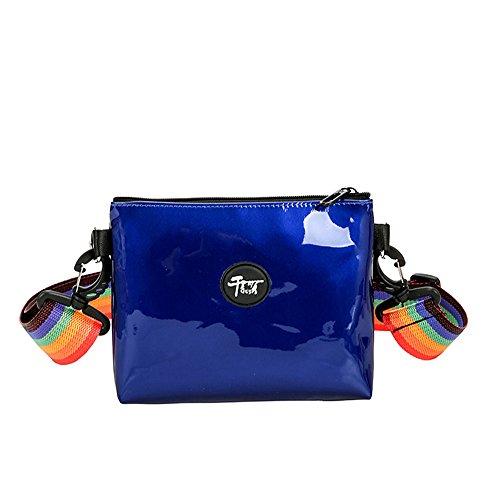 Zaino Canvas Il Libero Totes Donne Shopper Tote Bag E Delle Spalla Tempo Borse Acquirenti Per Blu XnP5qgz