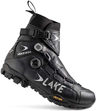 Lake Cycling MXZ303 Men s Winter Boot – Vibram Outsole – Thermosol Composite Insulated