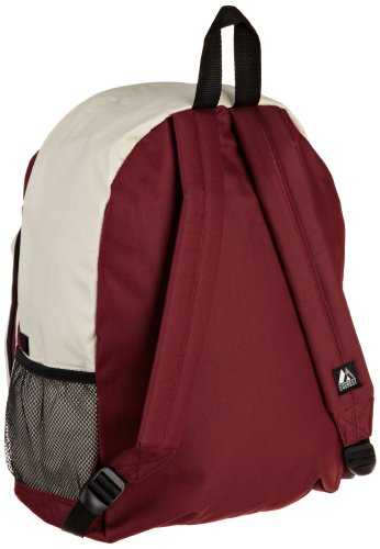 Everest , Zainetto per bambini , Hot Pink/Black (rosa) - BP2072-HPK/BK Burgundy/Beige