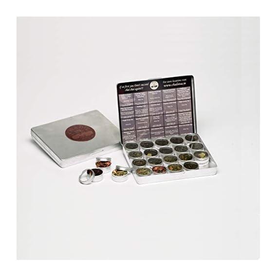 Chado Tea | 20 Tea Gift Sampler Gift Box