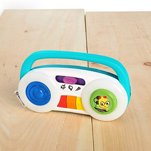 41k IdrubkL - Baby Einstein Toddler Jams Musical Toy, 12 Months +
