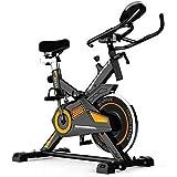 LEEWAY National Bodyline Spin Bike NB-S5 Exercise Fitness for Home Gym- 13 kg