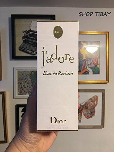 Jadore Dior - Jadore By Christian Dior For Women. Eau De Parfum Spray 3.4 Ounces