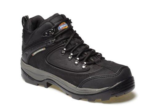 Dickies Fd23305 Thames Safety Boot Black 12 Twk50moN9Y