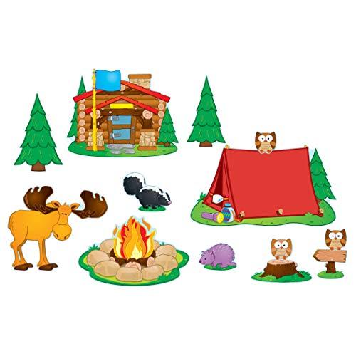 (Carson Dellosa Camping Bulletin Board Set (110146))