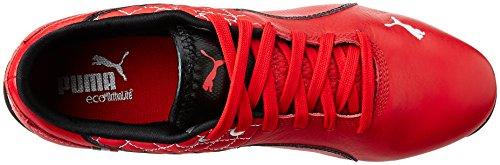 Puma Drift Cat 6 Sf Flash, sneakers da unisex adulto Rosso (Rot (Rosso Corsa-white 04))