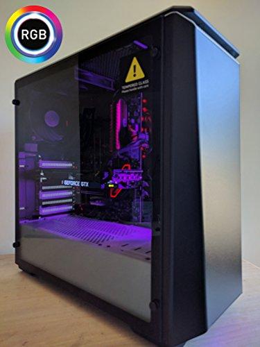 Centaurus Cassandra Gaming Computer - Intel i5 8600K 4.7GHz