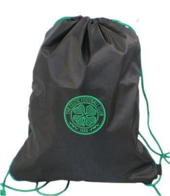 Celtic Sporttasche, schwarz