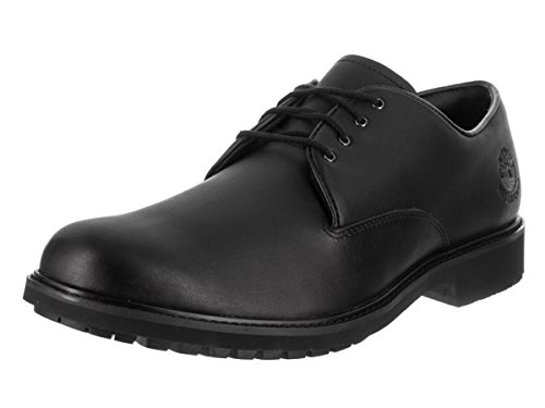 Mens Timberland Earthkeepers Stormbuck Oxford Nero Liscio