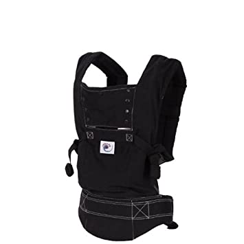 e4a17a5ba81 Amazon.com   Ergobaby Original Collection Sport Baby Carrier - Black  (Discontinued by Manufacturer)   Child Carrier Front Packs   Baby