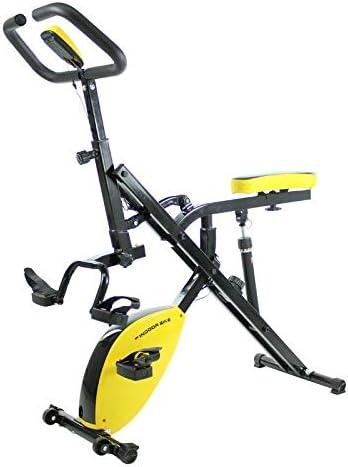 Grupo K-2 Wonduu Bicicleta Estática Multifunción Indoor Bike ...