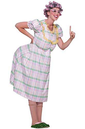Old Lady Aunt Gertie Adult Costume
