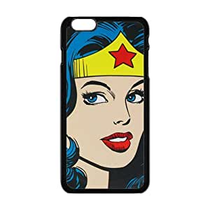 meilinF000Amazing woman Cell Phone Case for Iphone 6 PlusmeilinF000