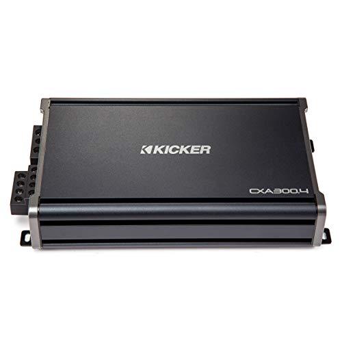 Kicker 43CXA3004 Car Audio 4 Channel Amp CXA300.4 CK4 Amplif